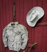 Arbetströja o hatt