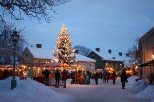 Jul på Kryddbotorget