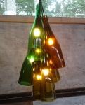 Lampa flaskor